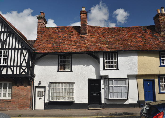 Listed Buildings Hertfordshire