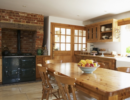 As Autumn arrives, an Aga cooker may begin to appeal!