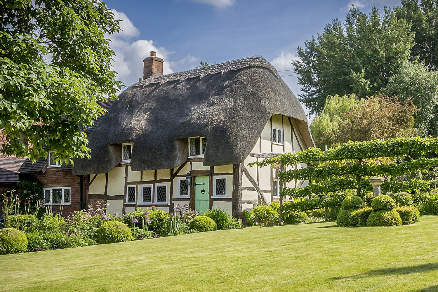 What would you do if you had to replace your beautiful period home?